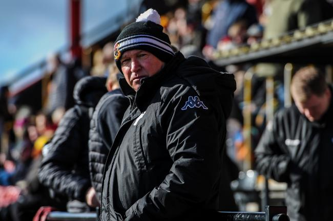 John Kear says the Bulls have been made very welcome at Dewsbury. Pic: Tom Pearson