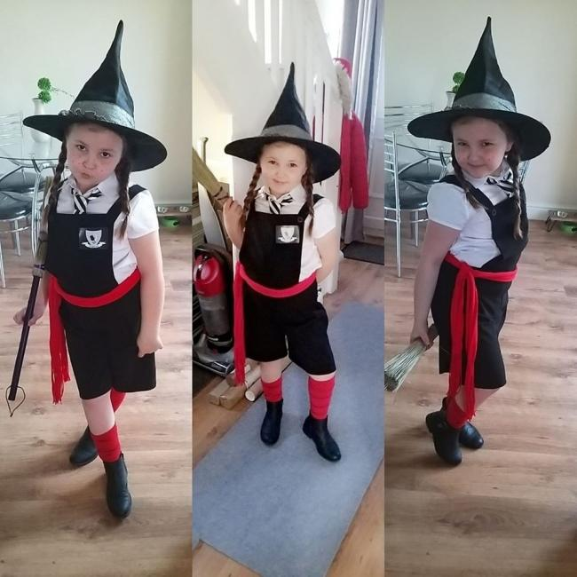 Mildred the Worst Witch