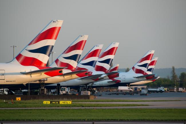 LBA 'disappointed' as British Airways cancels flights to and from Heathrow