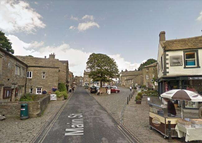 Grassington square. Picture: Google Maps