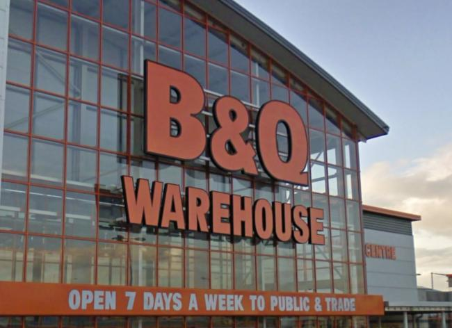 How to buy hardware from B&Q despite closure of all stores. Picture: Newsquest