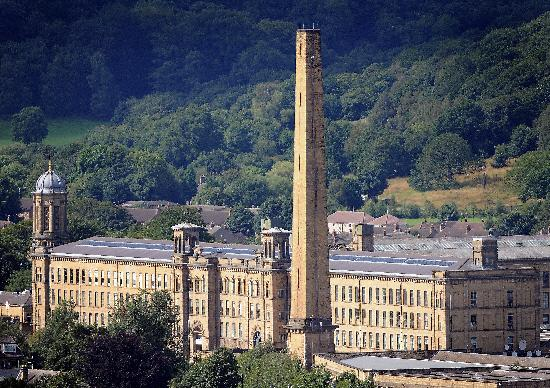 Salts Mill aims for world domination in online vote