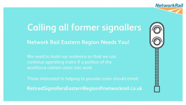 Network Rail signallers appeal