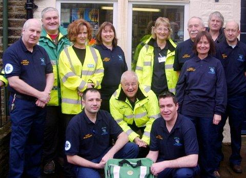 The Worth Valley Community First Responders