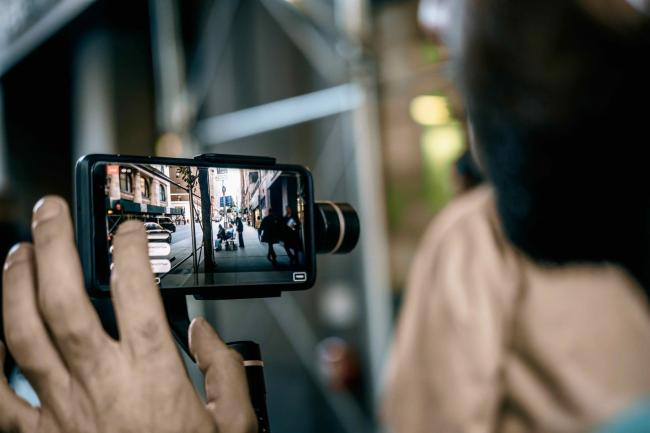 5 top tips to make a film using your smartphone during lockdown