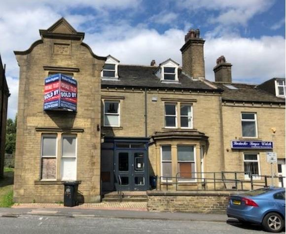 The former bank in Queensbury that will become a restaurant