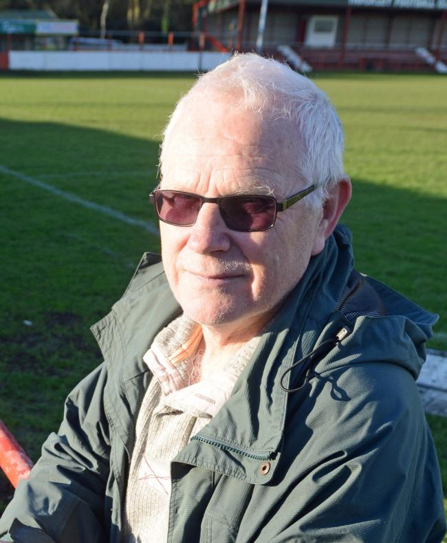 Mick Lodge was a popular figure amongst the Thackley faithful Picture Tom Smith