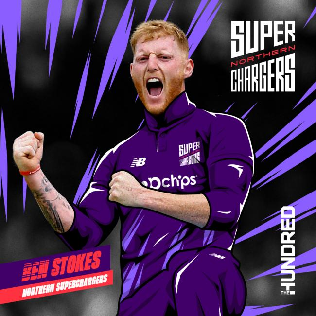 Ben Stokes won't be playing for the Northern Superchargers this summer after all Picture: ECB/PA Wire