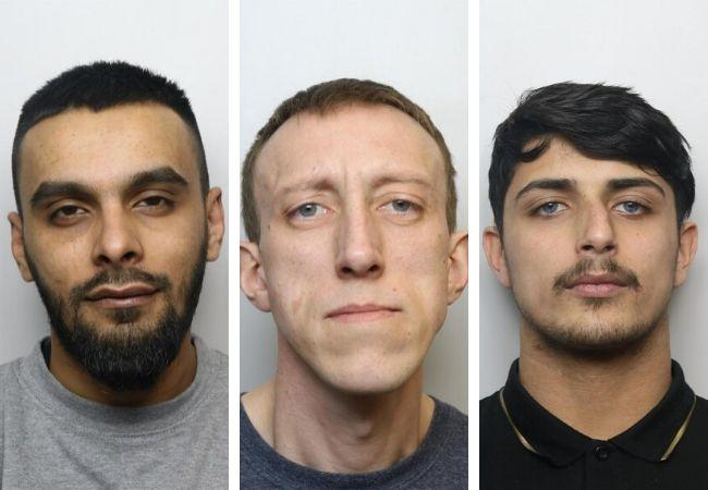 COURT: Here's who has been jailed this week at Bradford Crown Court