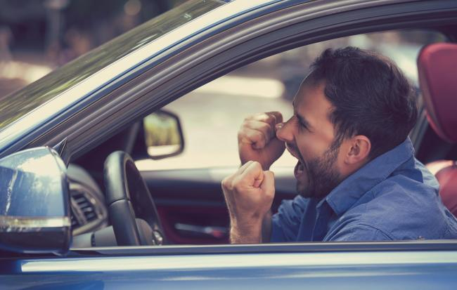 Top tips to avoid road rage this Bank Holiday Weekend. Picture: Pathdoc/ShutterstockPicture: