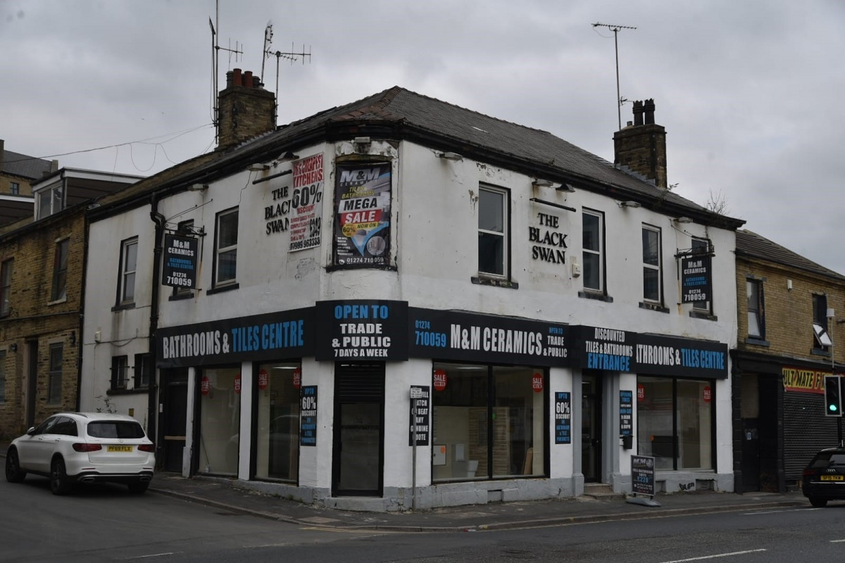 Plan to turn city centre pub into shop and flats is refused
