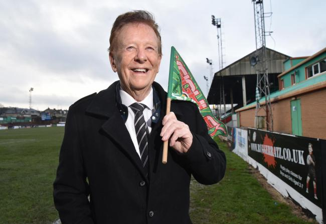 Keighley Cougars chairman Mick O'Neill is happy with the club's finances, and is looking to have cricket and bowls down at the club soon