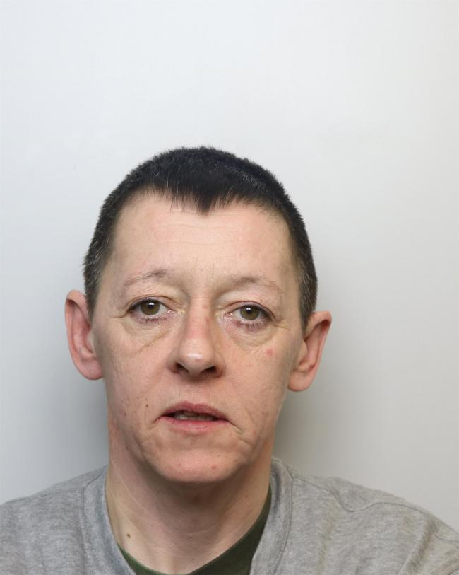 'Third strike' burglar Nicola Cliberon has been jailed for more than two years. Picture: West Yorkshire Police