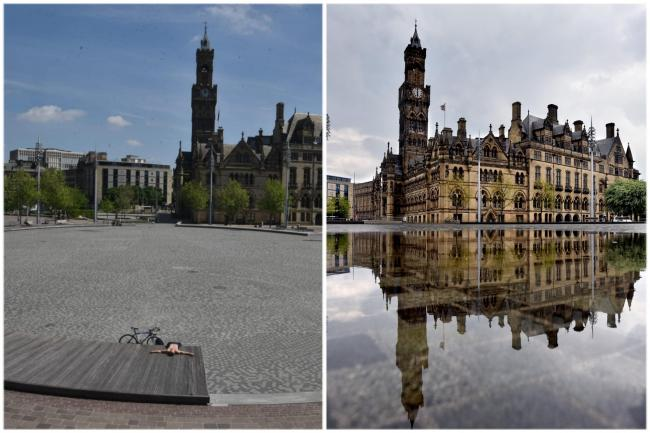 From warm to wet for Bradford as mini heatwave comes to an end after today.