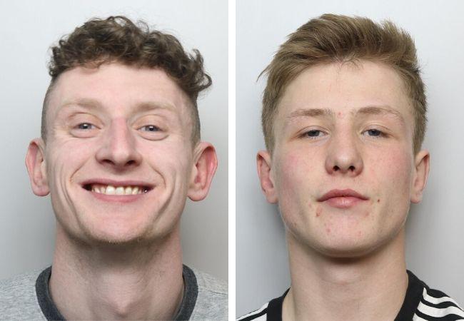 Third strike house burglars locked up after being caught in stolen Audi in Bradford