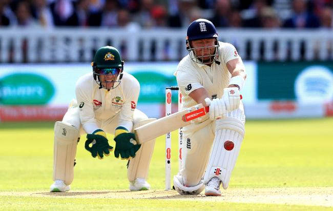 England's Jonny Bairstow in action during last year's Ashes Test match at Lord's Picture: Mike Egerton/PA Wire