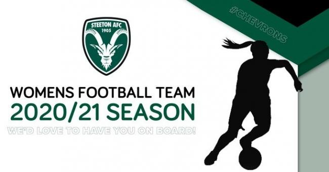 Steeton announced the news of their new women's team this week Picture: Steeton AFC (Twitter)
