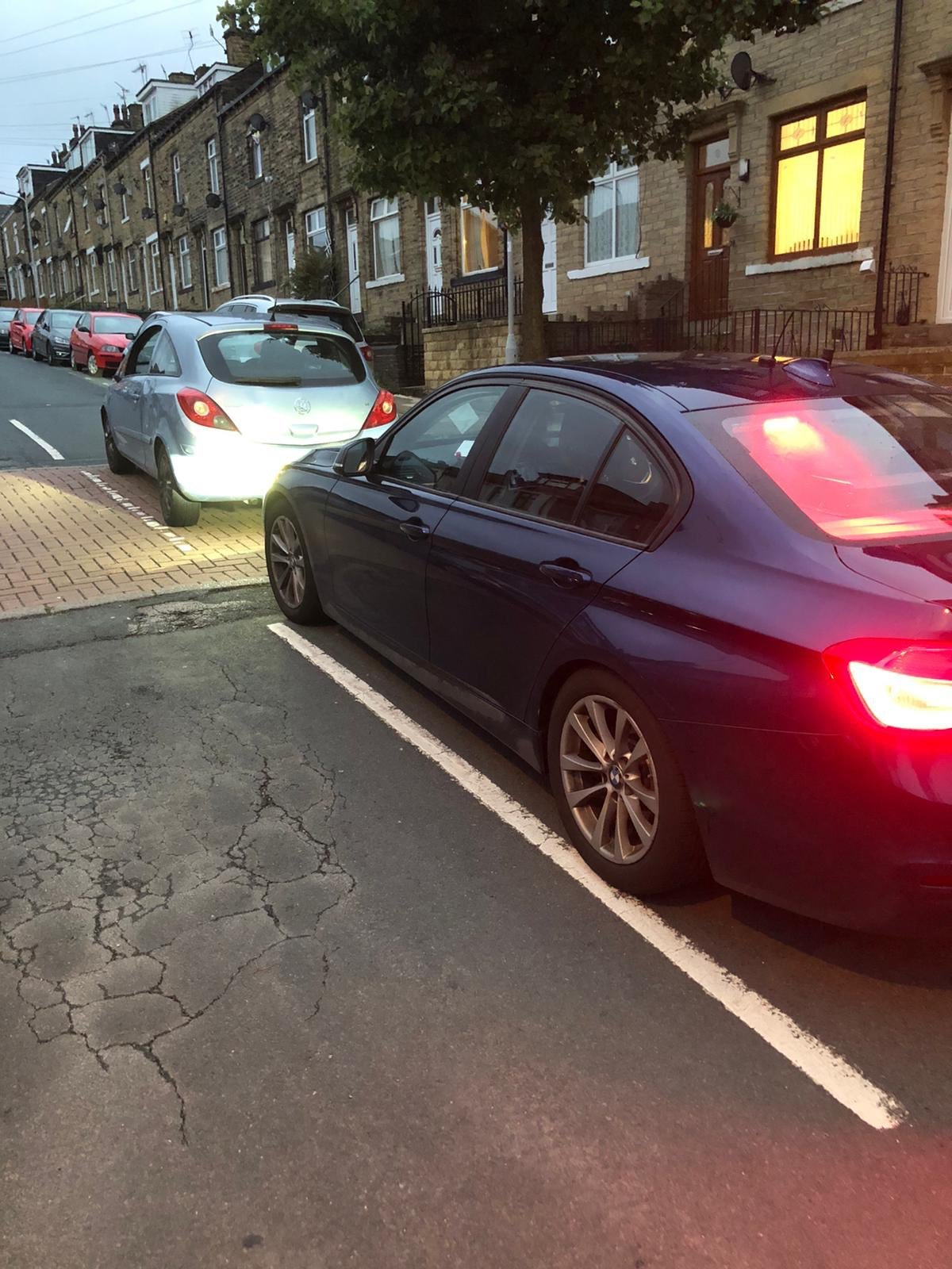 Driver tells Bradford police insurance for Corsa too expensive