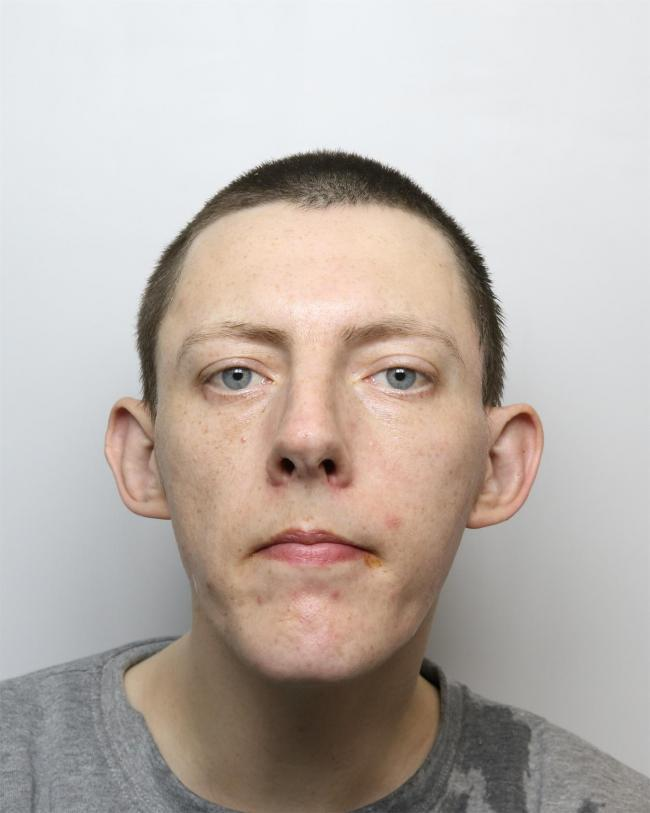 Richard Braithwaite who caused £50,000 worth of damage
