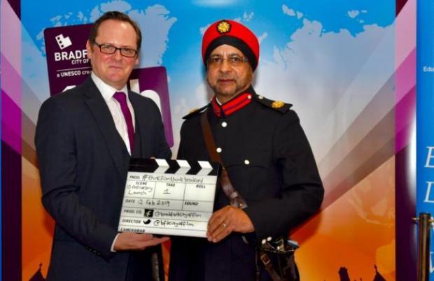 Bradford Telegraph and Argus: Bradford achieved City of Film status in 2009