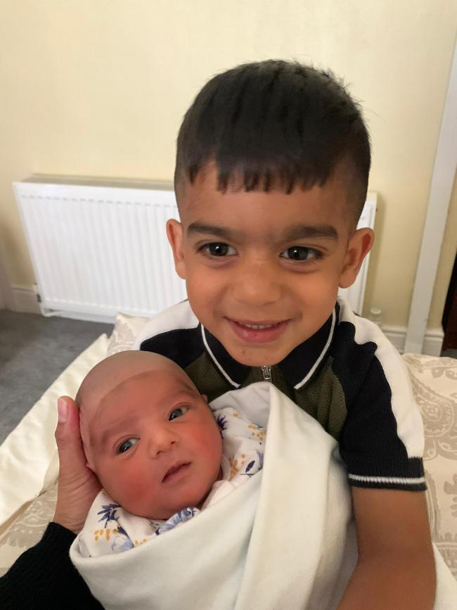 "Little Huriyah Noor was born in Bradford on June 30, weighing 5lb 12oz, to parents Mohammed Azheem and Jabeen Akhtar of Clayton. She is a sister for big brother Mohammed Humay.The proud parents say: ""She was a very beautiful surprise. Our new baby"