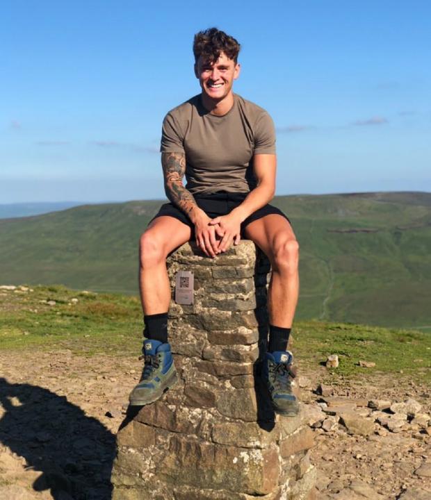 Bradford Telegraph dan Argus: Ben McKenna mengatakan dia adalah orang yang lebih bahagia setelah membuang masa lalunya