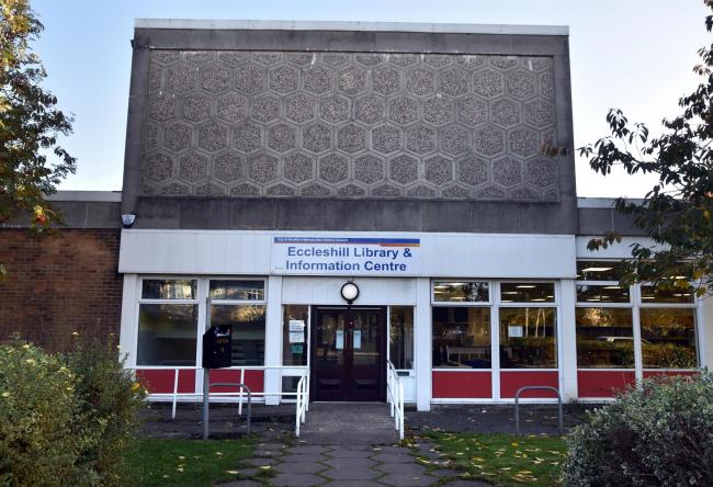 Eccleshill Library