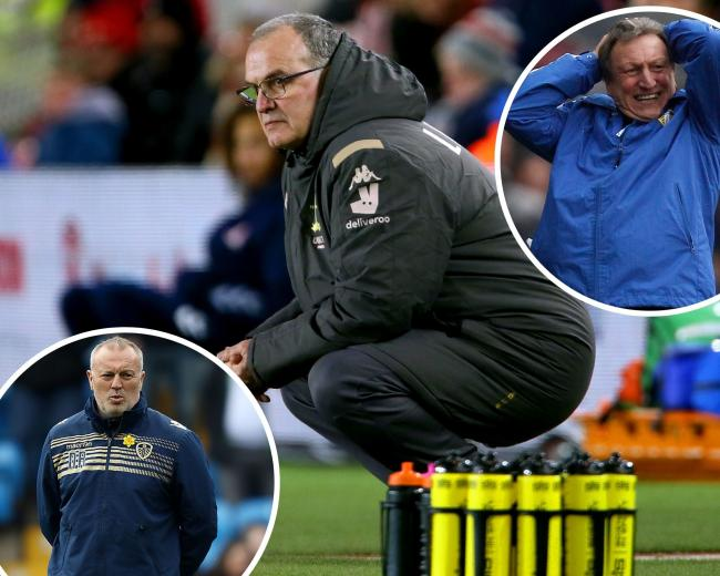 Neil Redfearn and Neil Warnock were among the 14 men who tried to revive Leeds - but it's Marcelo Bielsa who's finally done it
