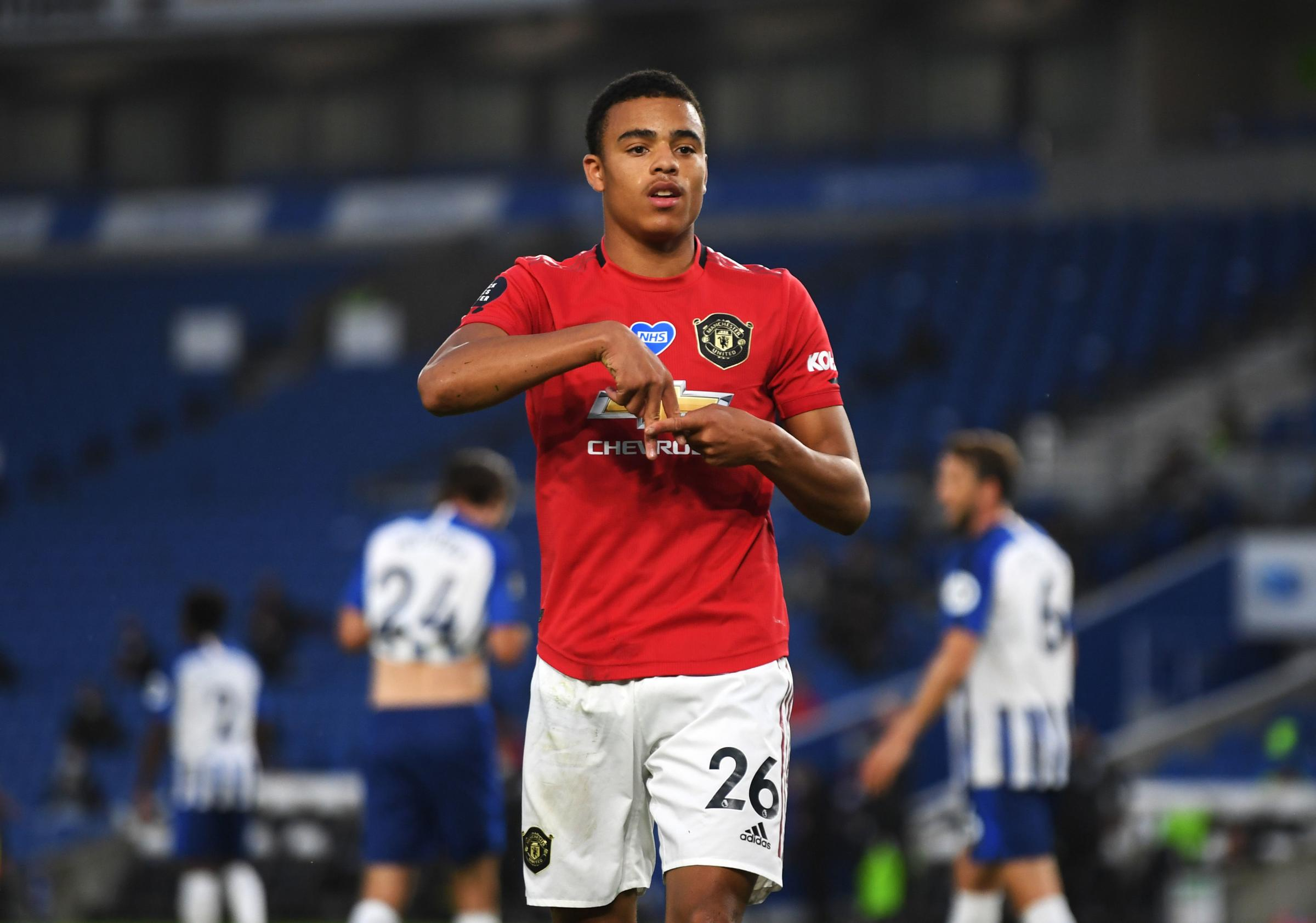 Mason Greenwood Shortlisted For Pfa Young Player Prize Bradford Telegraph And Argus