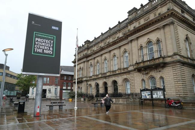 Restrictions are being introduced in Blackburn