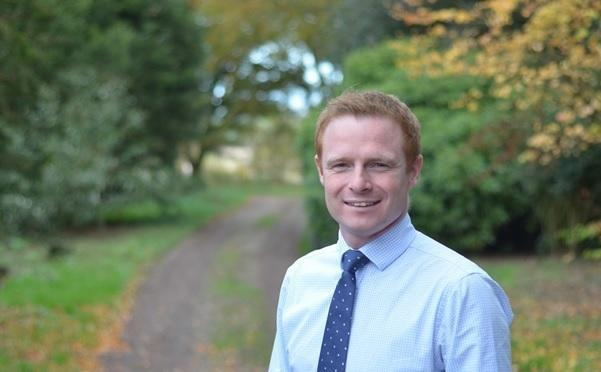 Ilkley's Conservative MP Robbie Moore