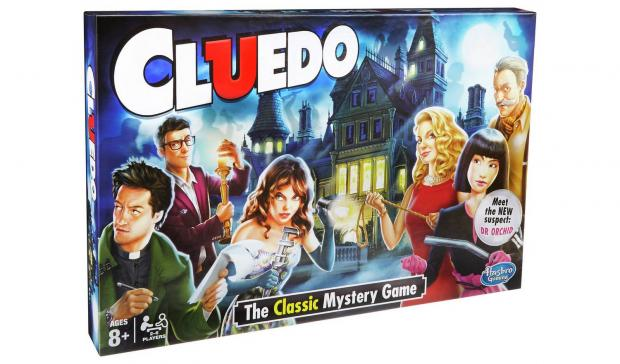 Bradford Telegraph and Argus: Cluedo board game. Picture: Hasbro Gaming