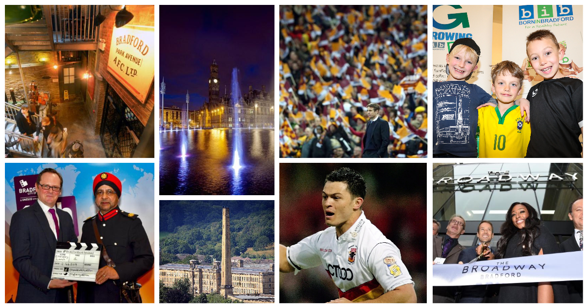 8 milestones for Bradford during the 21st century so far