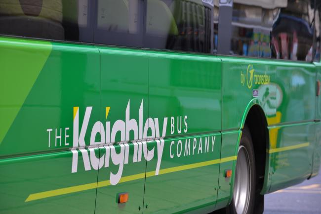Transdev – operator of Keighley Bus Company – is shortlisted for national award
