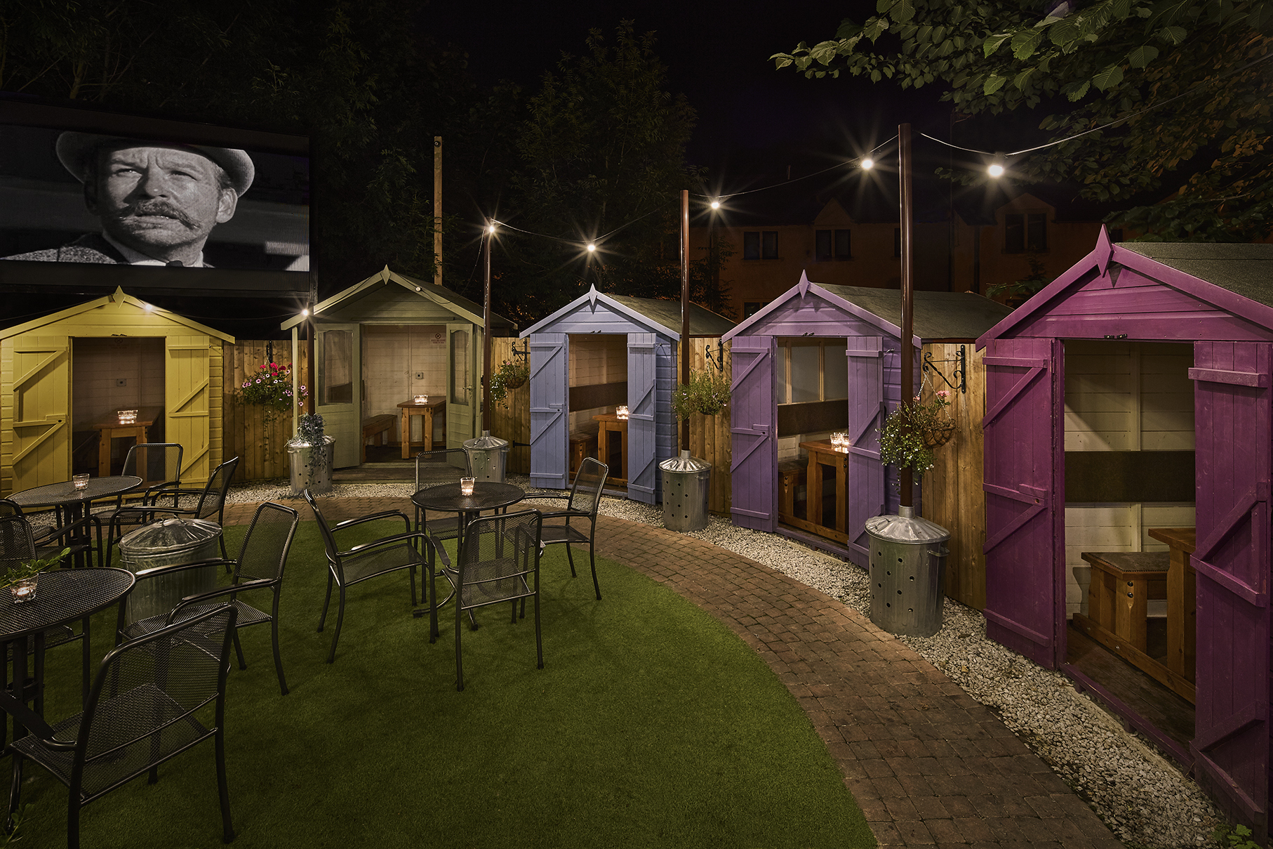 PUB OF THE WEEK: Socially distanced huts and rooftop dining at The Potting Shed