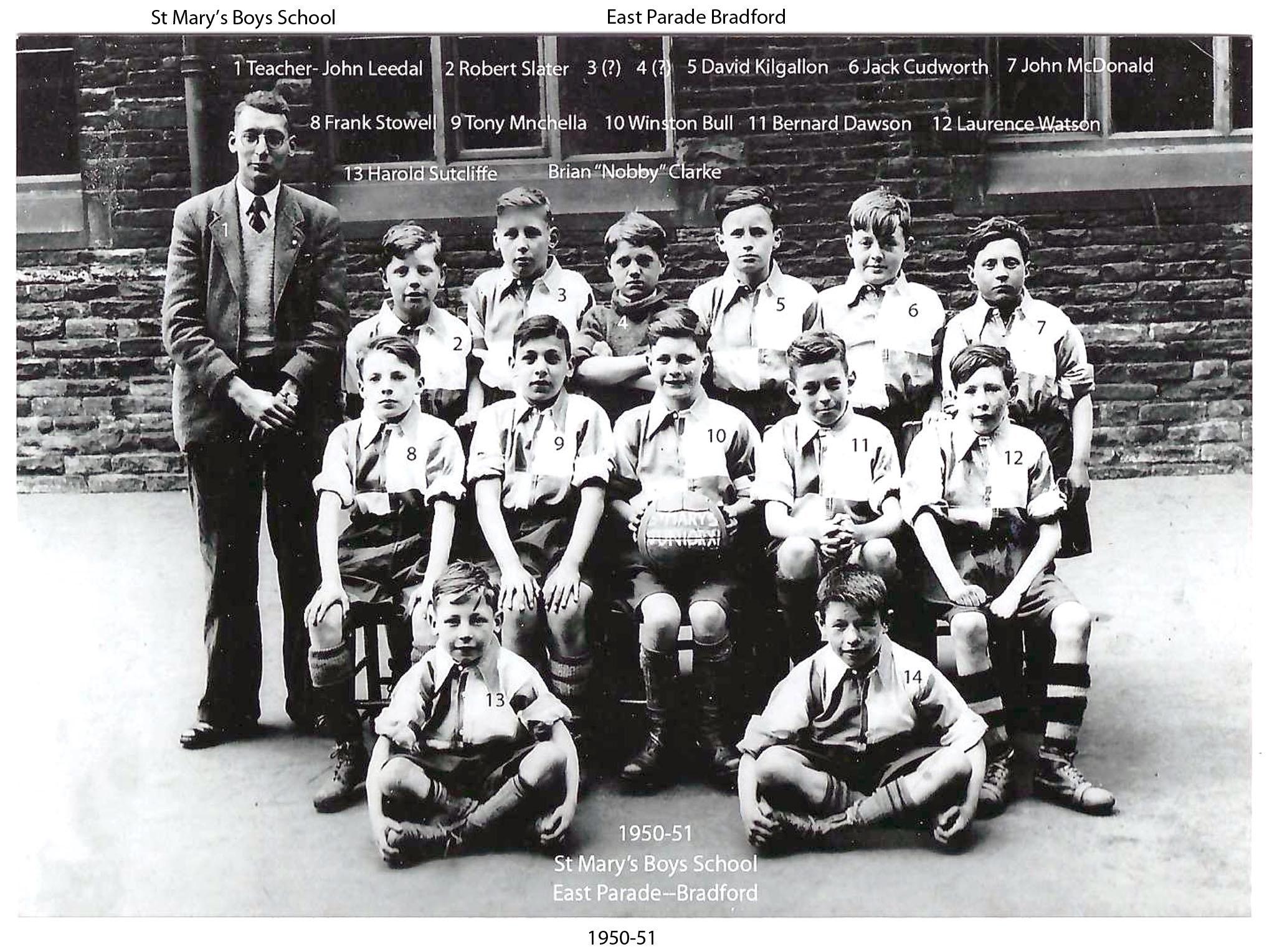 NOSTALGIA: Bradford childhood memories