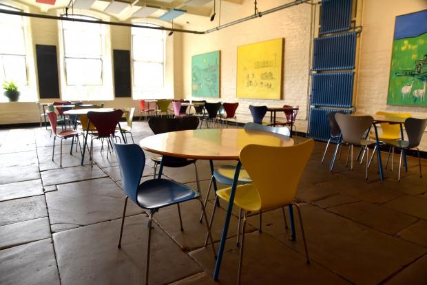 Bradford Telegraph and Argus: Dining will look different at Salts Mill
