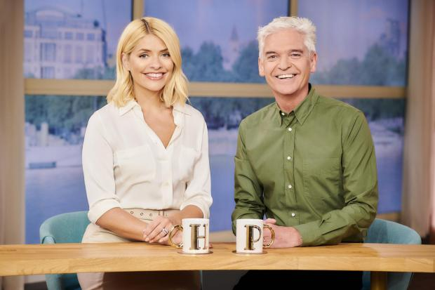 Bradford Telegraph and Argus: Daytime show This Morning. Picture: ITV