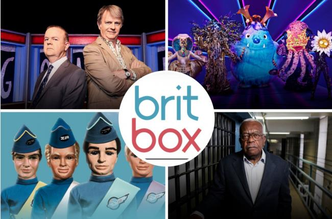BritBox: The new shows heading to the streaming service in August 2020. Pictures: BritBox