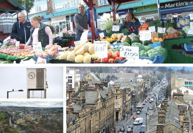 Shipley Towns Fund Survey