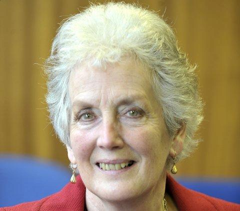 Former Keighley MP Ann Cryer