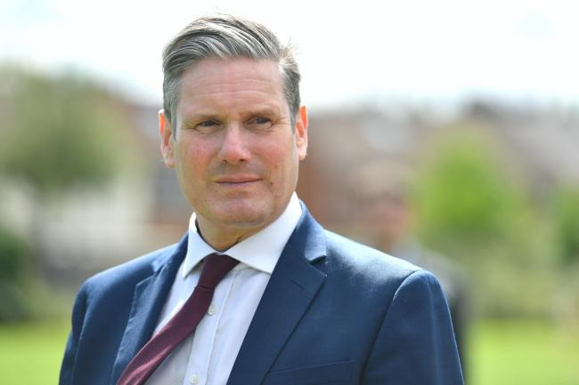 Keir Starmer is tabling a 'fair one nation deal' to support areas in Tier 3 restrictions
