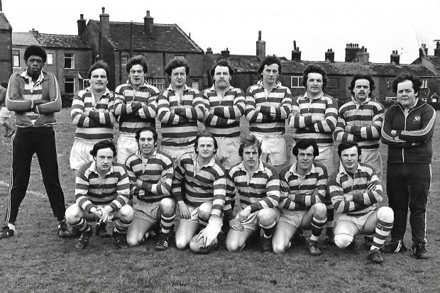 QUEENSBURY RUGBY LEAGUE 1979