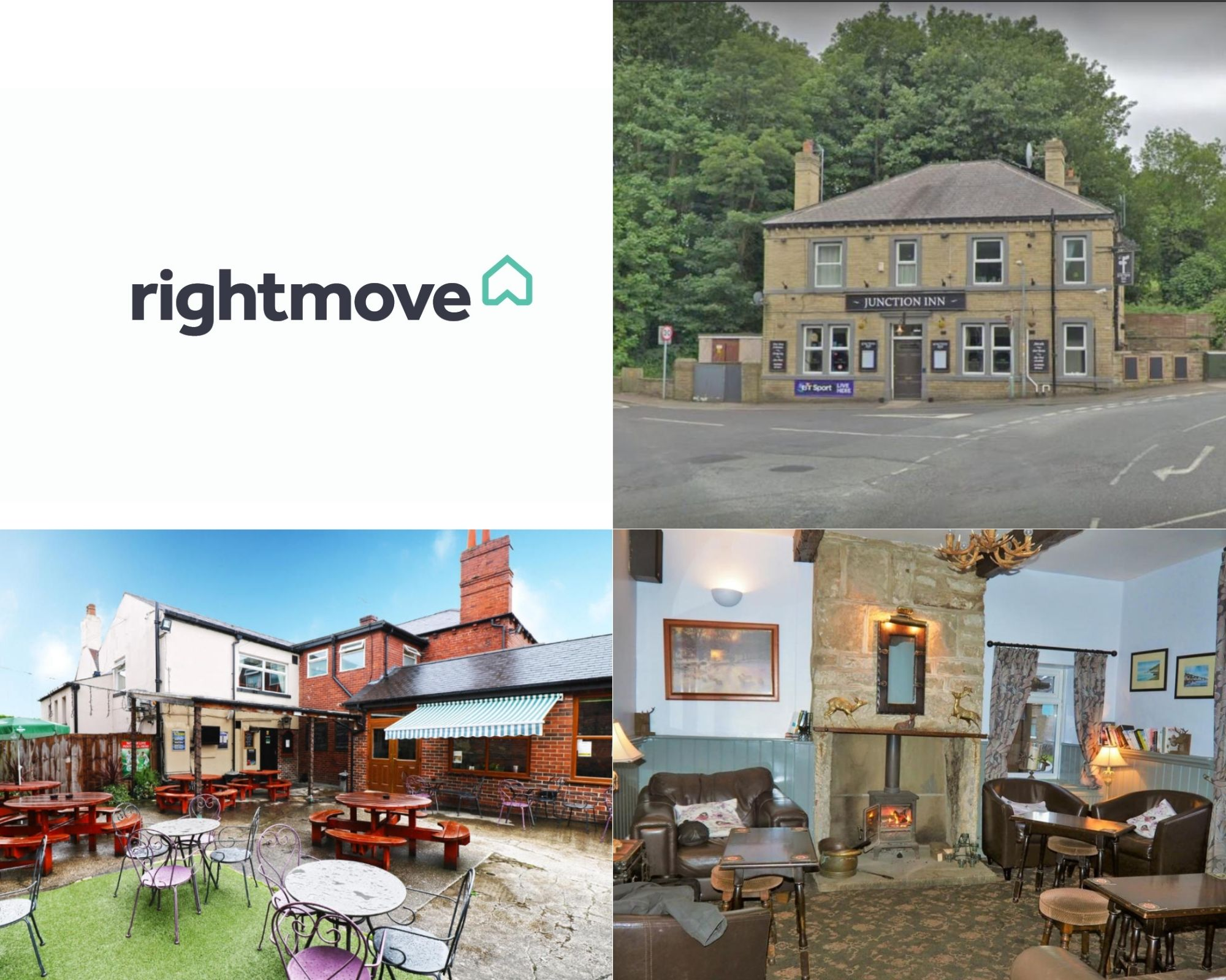 Five pubs for sale in West Yorkshire- how many do you recognise?