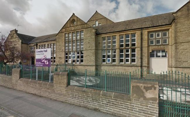 Crossley Hall Primary School. Picture: Google Streetview