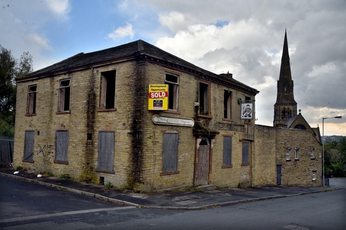 New plan for long derelict pub in Manningham
