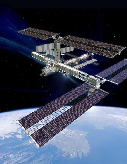 Bradford Telegraph and Argus: The International Space Station  - 11854581 - How to see the International Space Station all this week