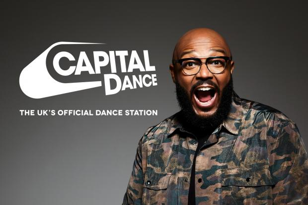 Bradford Telegraph and Argus: MistaJam will front new national radio station, Capital Dance, and will host shows on sister station Capital. Picture: Capital Dance