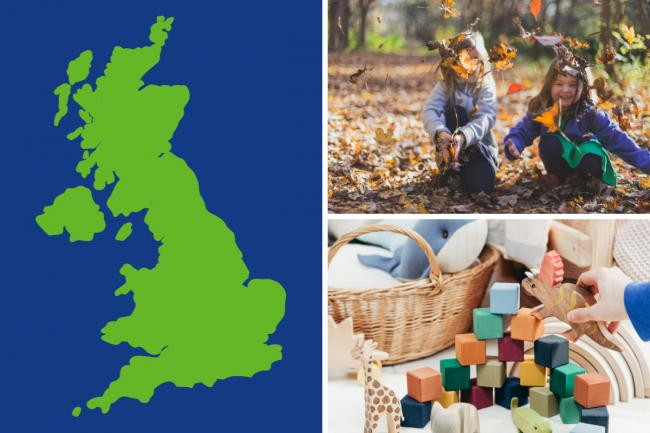The best and worst regions for raising a family in the UK have been revealed
