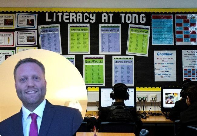 Tong Leadership Academy pays thanks to staff